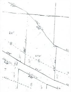 Dimensions of Lot 6